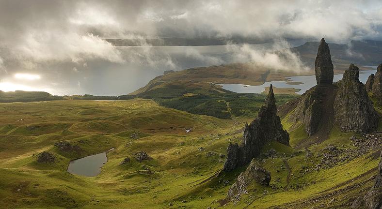 苏格兰高地天空岛3日深度游